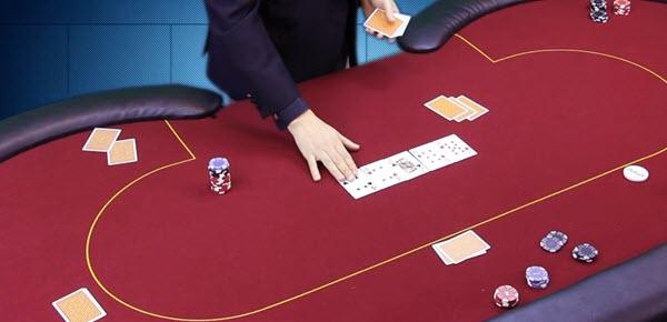 Live Casino Holdem πόκερ