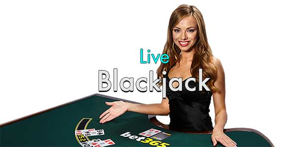 Live Blackjack στο bet365 live casino
