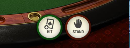 blackjack Hit or Stand