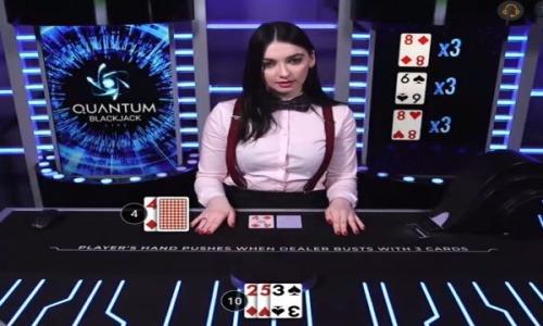τραπέζι Quantum Blackjack