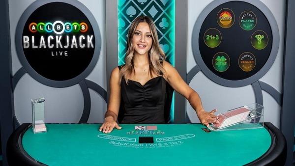 Side Bets στο All Bets Blackjack
